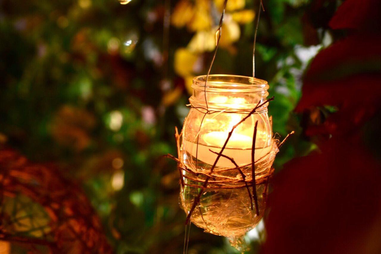 キャンドルナイト Candle Night Candle キャンドル ガーデニング Gardening EyeEm EyeEm Gallery EyeEm Japan EyeEm Best Shots EyeEmBestEdits Eyeem Market EyeEmBestPics Eyemphotography ガラス瓶 2016 12月 1/fのゆらぎ