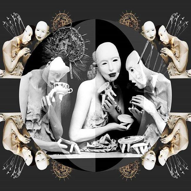 The Takers of Souls Digitalart  Photomanipulation Darkart . Mementomori Collage Collageart Digitaledit Conceptualart Conceptual Photography  Editjunkie
