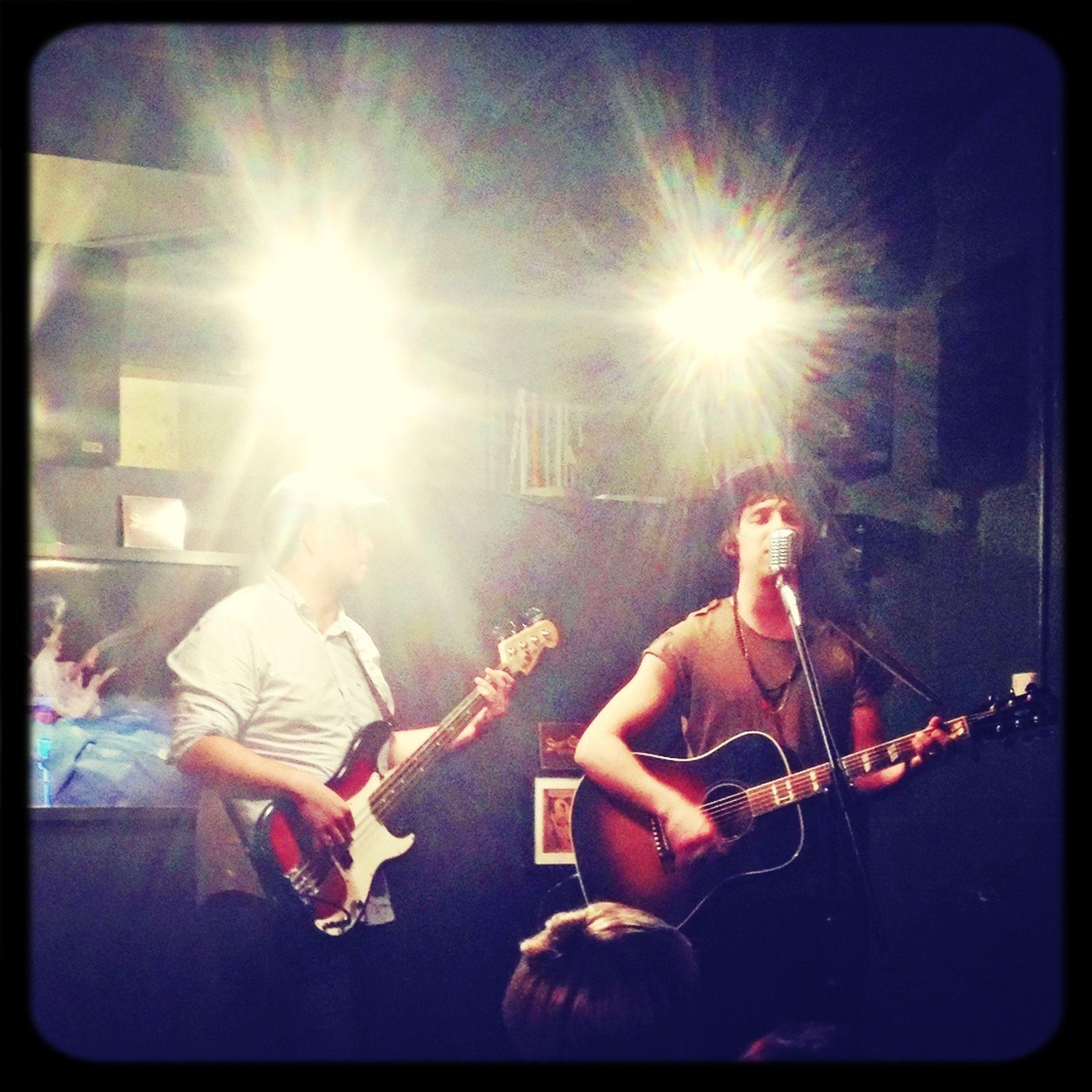 SuperCaine @ Room 60 Bar. Brisbane, September 2013. music makes Music Makes Me Lose Contol