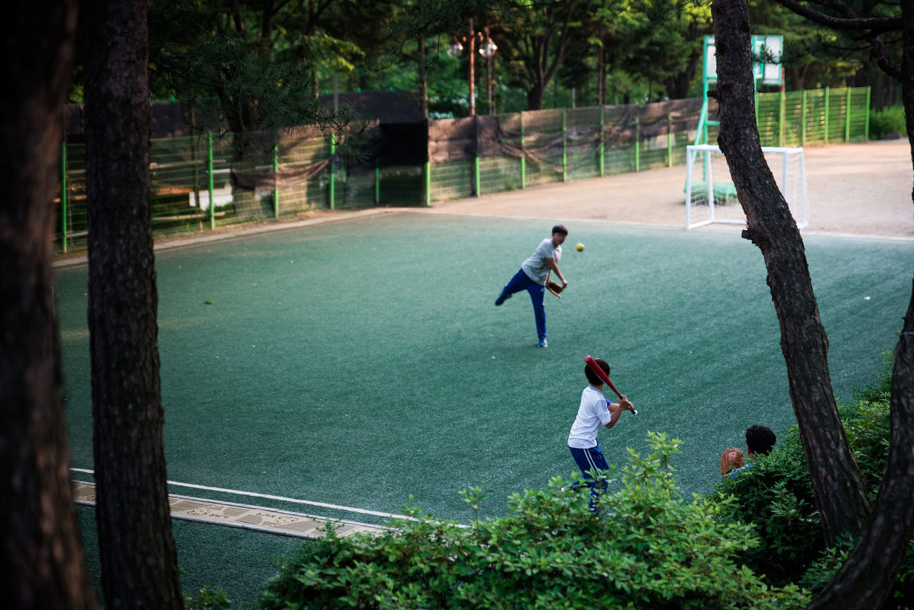 Family playing ball time in the park Baseball Brothers Eye4photography  EyeEm Best Shots Family Family Time Forest Leisure Leisure Activity Lifestyles Outdoor Outdoor Activities Outdoors Park Playing Ball Seoul Softball Throwing Ball The Color Of Sport