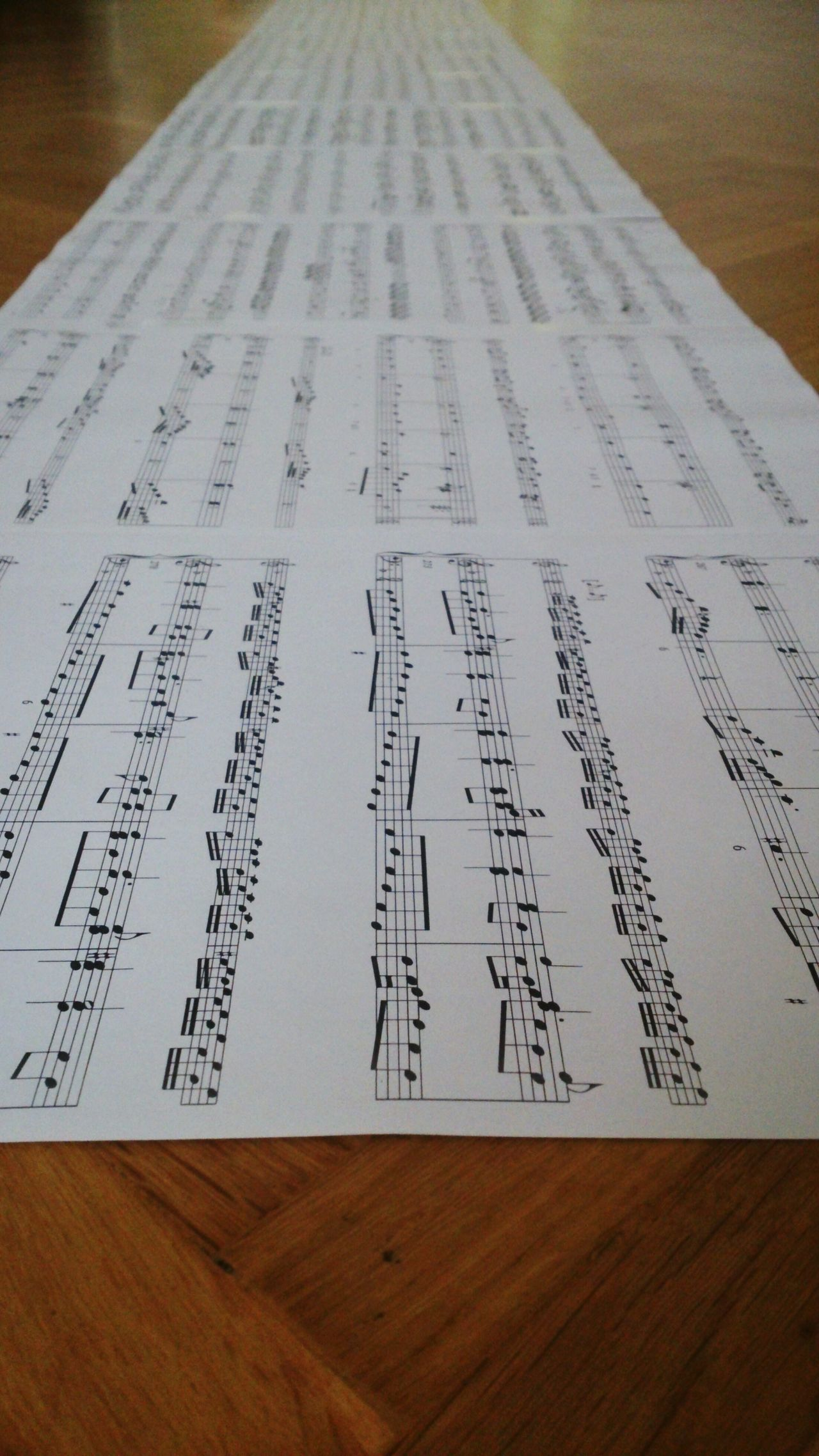 Long Long Sheet Music (it's a piece I play). Music Musician Musicians Music Is My Life Music Photography  Music <3 Music Is Life Musicphotography Musiclover MusicIsLife Musical Note Classical Music Early Music Recorder Piece