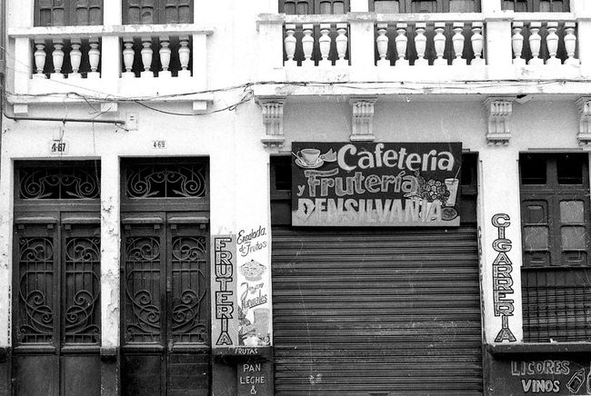 Analog Camera Analogue Photography Architecture Bad Condition Black And White Blackandwhite Canon AE-1 Canon AE-1 Program  Door Historic Old Text Wall