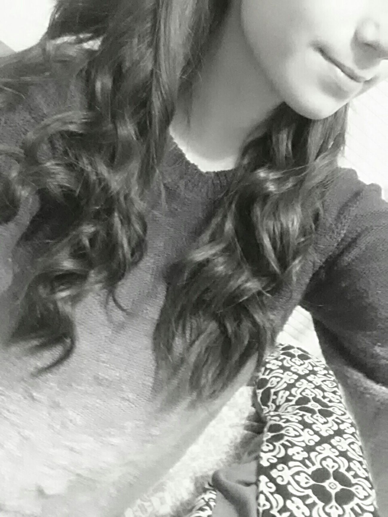 Curls Ombre Sweater Goodnight ♡
