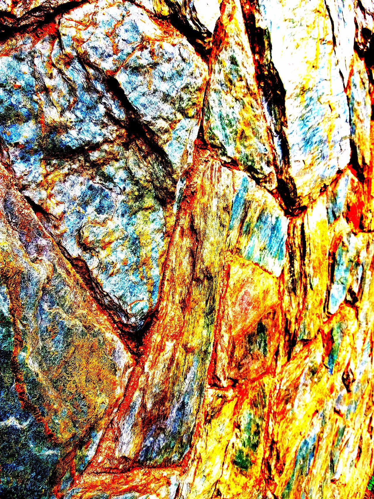 Imagem Celular PetitsDetails Art Photography Photography Close-up Phone Photography Textured  Outdoors Pedras Pared De Piedra Color Image