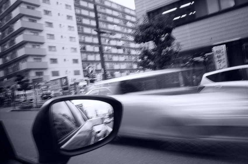 Taking Photos Hello World From My Point Of View Blackandwhite Gr Streetphotography ブレ