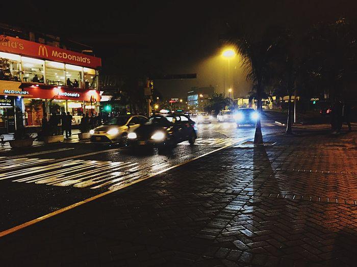 2:00 AM Night City Parque Kennedy Escape No Pressure  Live Your Life