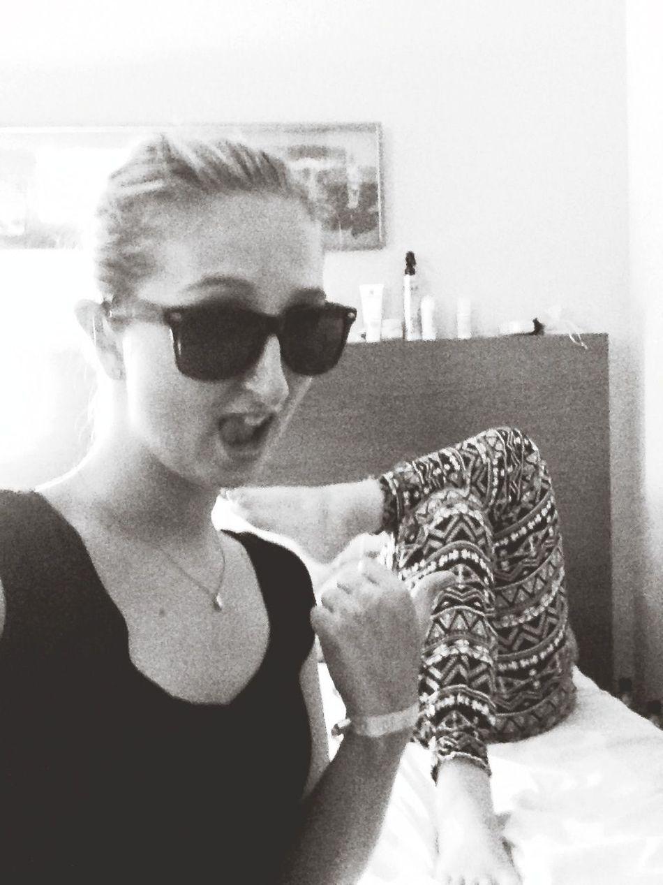 Friends Swag Chilling Sunglasses