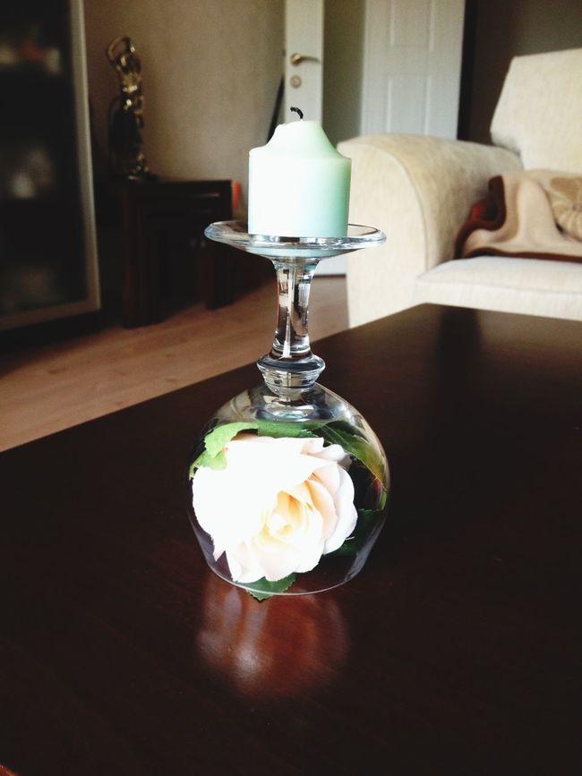 DIY Mum Candle Mumluk Candleholder Did Myself Kendim Yaptim İzmir'de