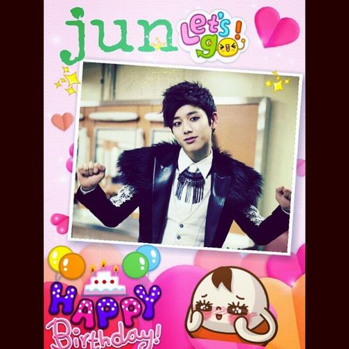 ♥♥Of my design for ‎HappyRAYJUNday ..♥♥5