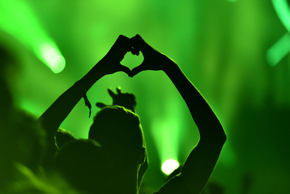 Beautiful stock photos of herz, Arms Raised, Arts Culture And Entertainment, Carefree, Color Image