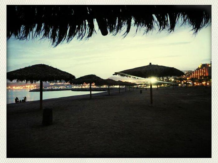 Beachphotography Ellat Israel Aqaba