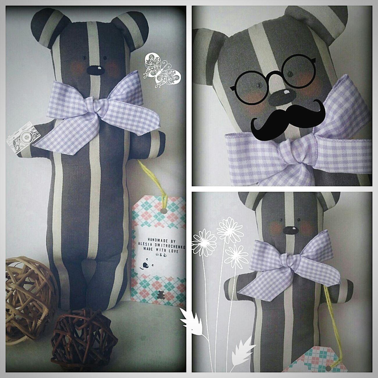 Textile Design Textile Production Bear Handmade Wow!!😋 MyWorld ♡ Beautiful ♥ My Work Hand Made Handmadewithlove Handmade By Me Hand Made Shop Hand Made Toys Toys Toys Collection My Handmade Work Textileart Textile Art