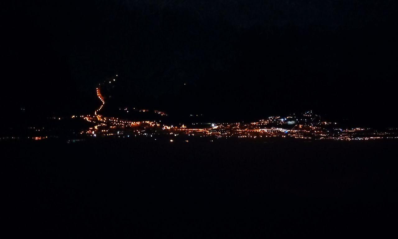 night, illuminated, no people, outdoors, sky, cityscape, nature, city
