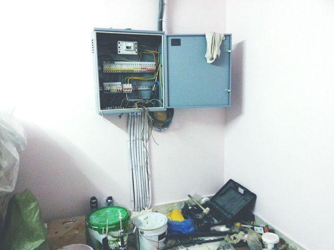 Kazakhstan Focus Object Construction Electric Light Electricity  Room Minimalism Chaos