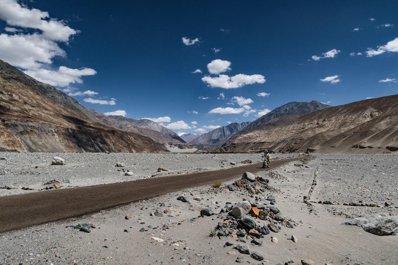 Himalayas Silk Road