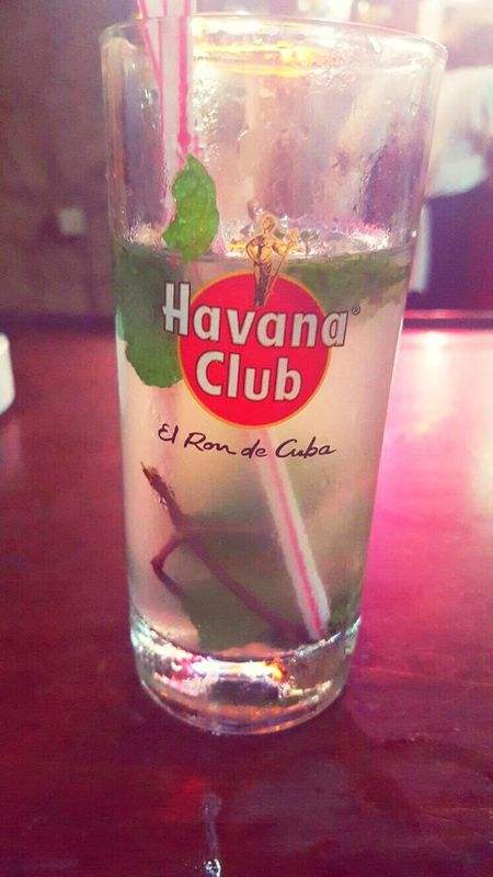 La Habana Best Drink Cocktails Mojito! Cuba Enjoying Life