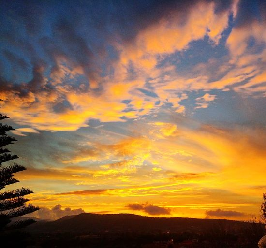 First Eyeem Photo Calm Sunset Sardegna Colors Love