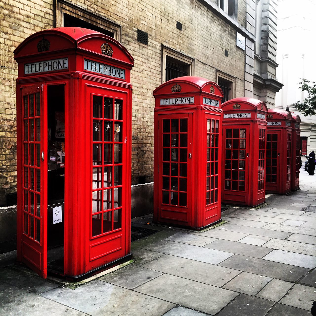 Covent Garden  London Red Telephone Booth Red Phone Boxes London Lifestyle