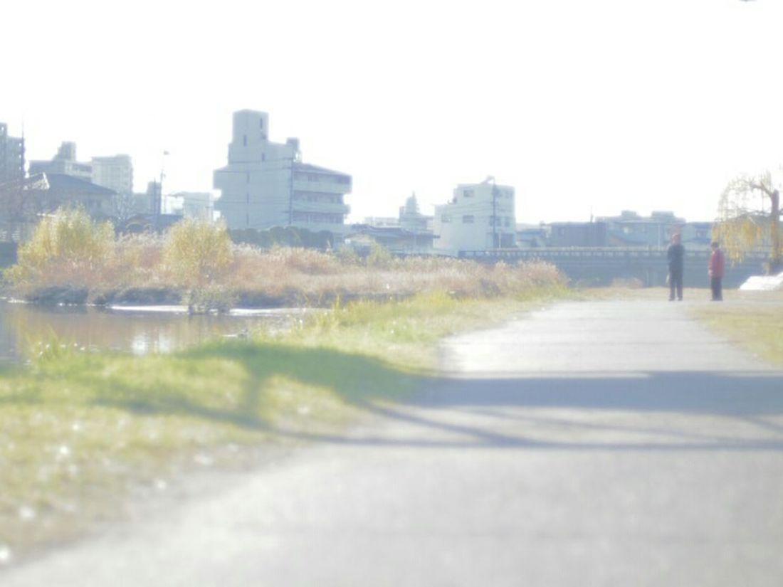 幸せな時間 2015.12.29 Outfocus River Riverside River View Life Love Bokeh Bokehlicious Bokeh Photography Bokeh Love Oldlens Nikkor
