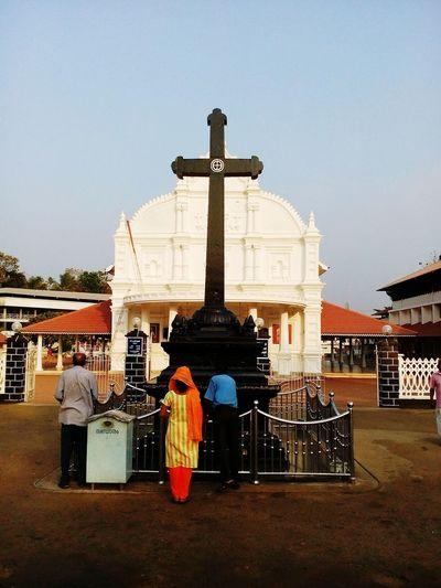 Church Kerala The Gods Own Country ;) Kothamangalam