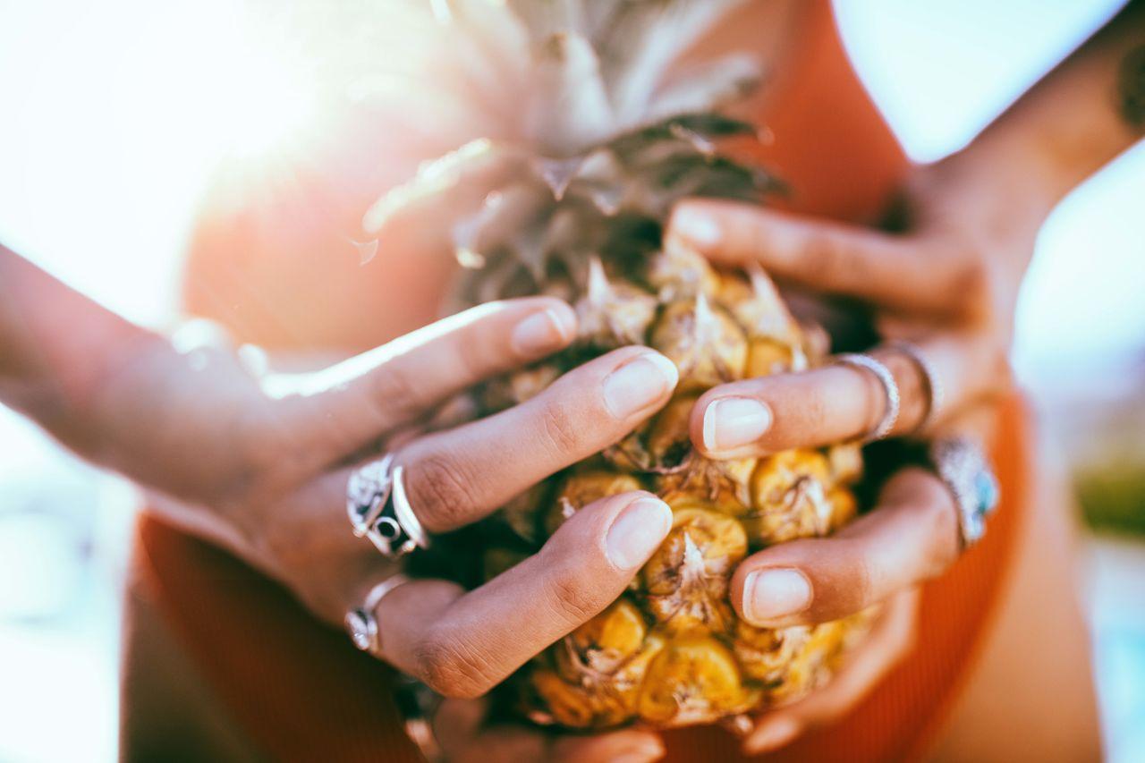 Boho Pineapple Summer