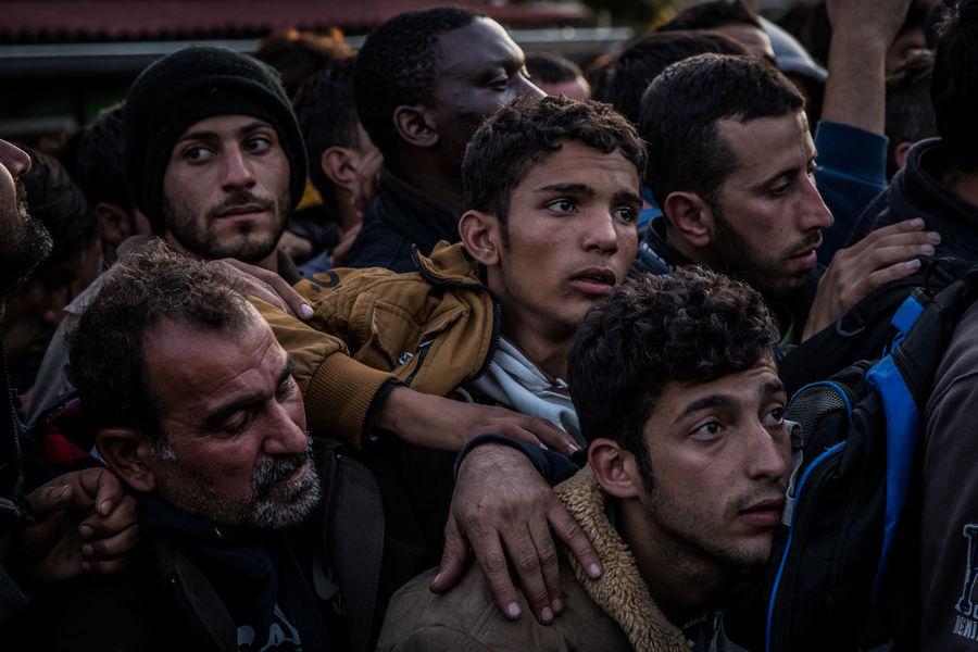 Mi Migrants Refugee Crisis Refugees The Photojournalist - 2016 EyeEm Awards