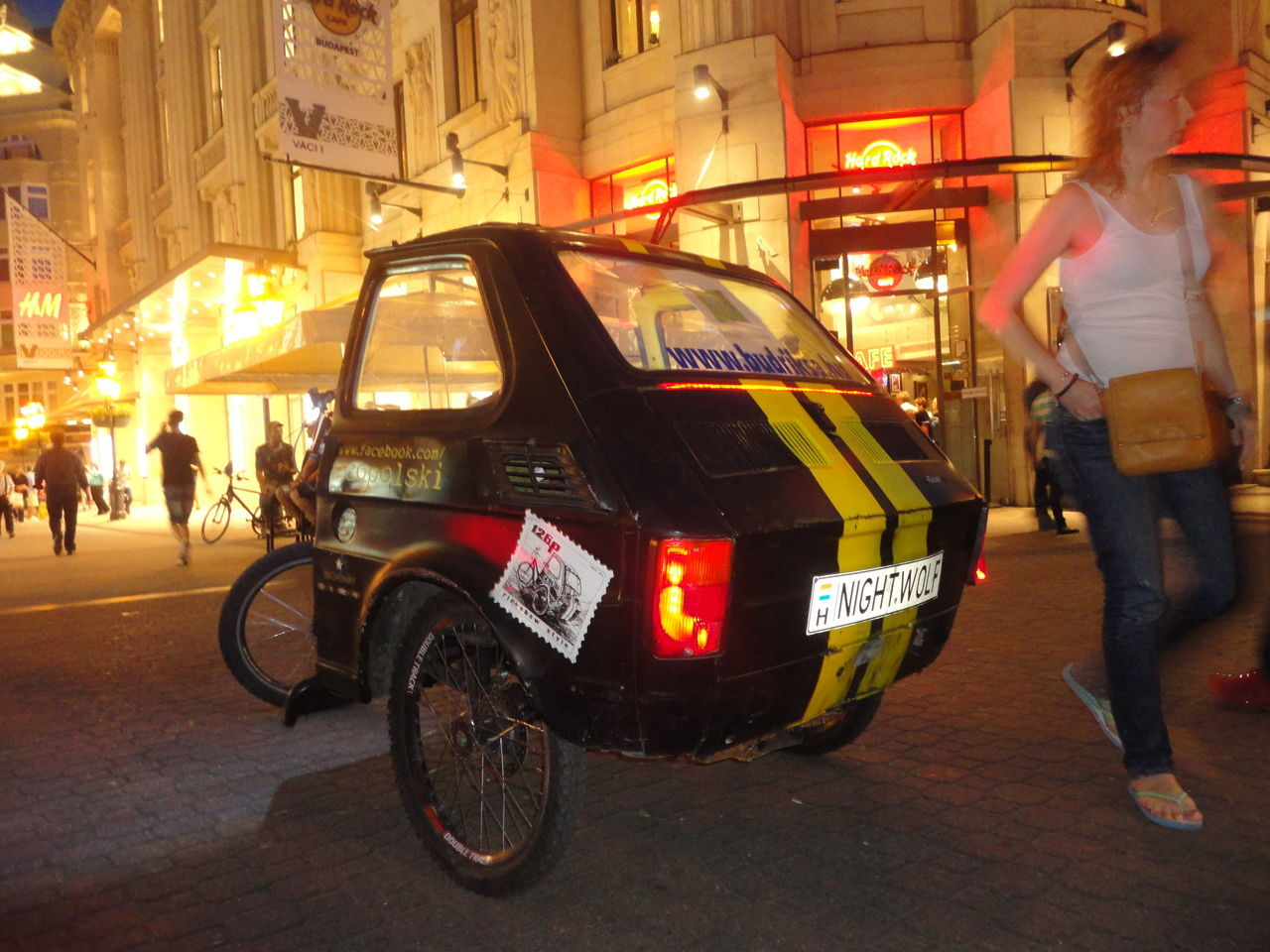 Car Bike Traveling Home For The Holidays Street Transportation Taxi Motoindustrybusiness Motor Vehicle