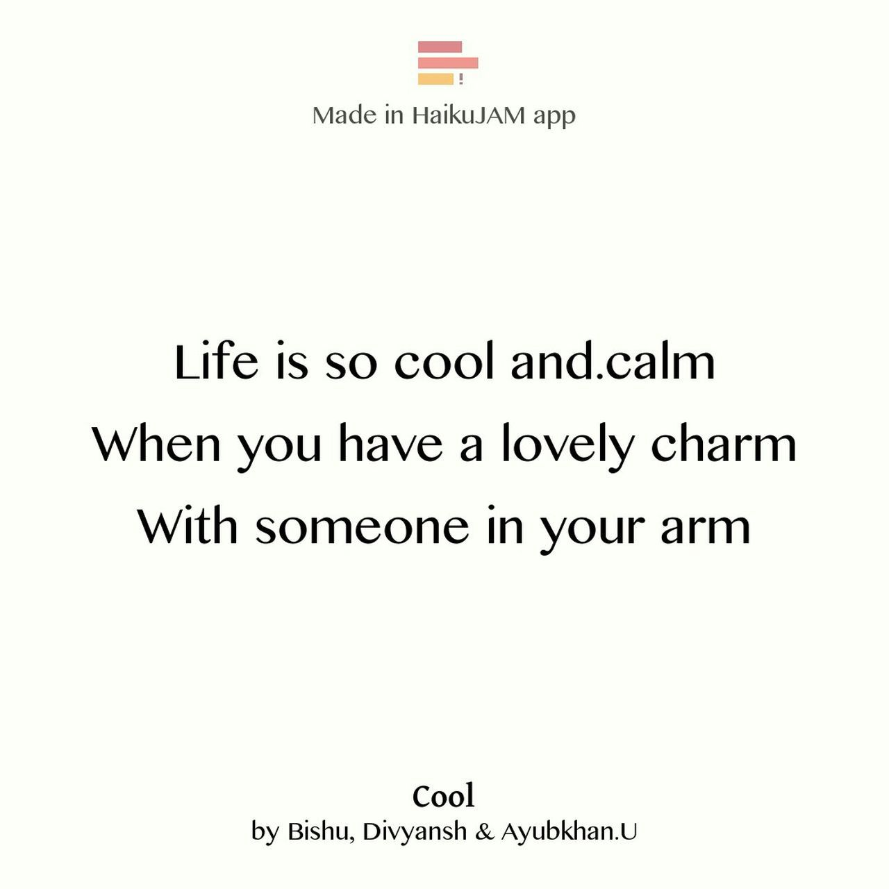 Life's Charm