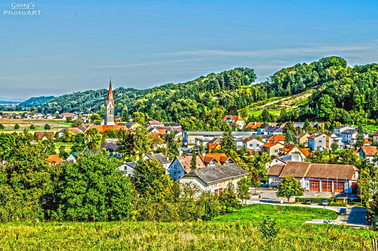 Cityscapes Upperaustria Austria From My Point Of View Countryside