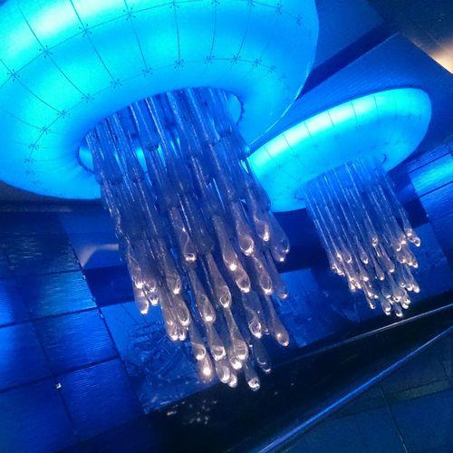 Hz339 A View From Dubai Blue Dubai City Of Art Streamzoofamily Cobalt Blue By Motorola
