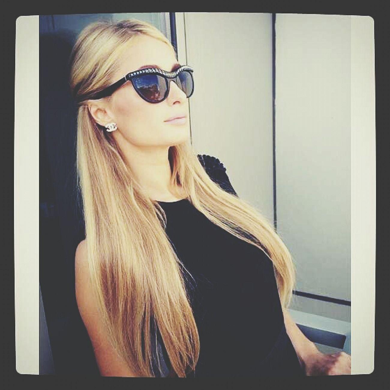 Paris<3 only perfie Paris Hilton Love Chanel