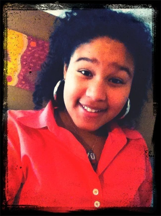 My Curly Hair Is Back ;)