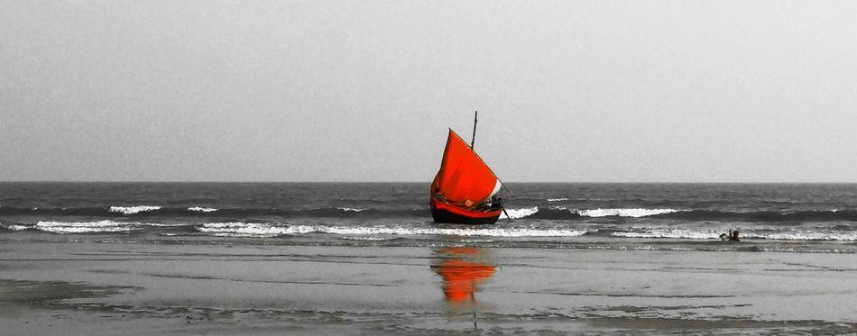 Selective Color Seashore Mandarmani Beach Horizon Over Water Waves AviaryFilters Camera360effect Mobilephotography Xiaomiphotograph Mi4iphotography