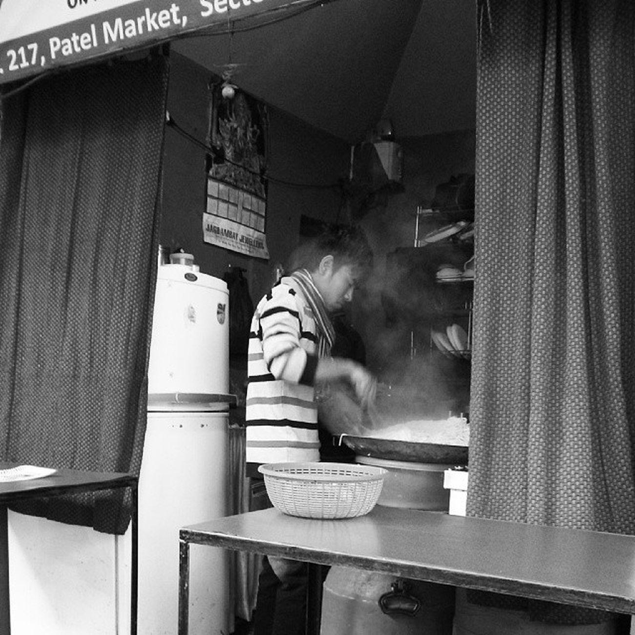 Peprations Morning Shop Peprations Noodles making chandigarh instapic