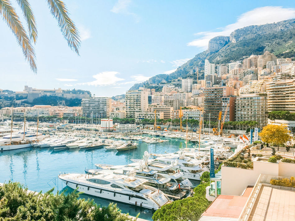 Beautiful stock photos of monaco, Architecture, Building Exterior, Built Structure, City