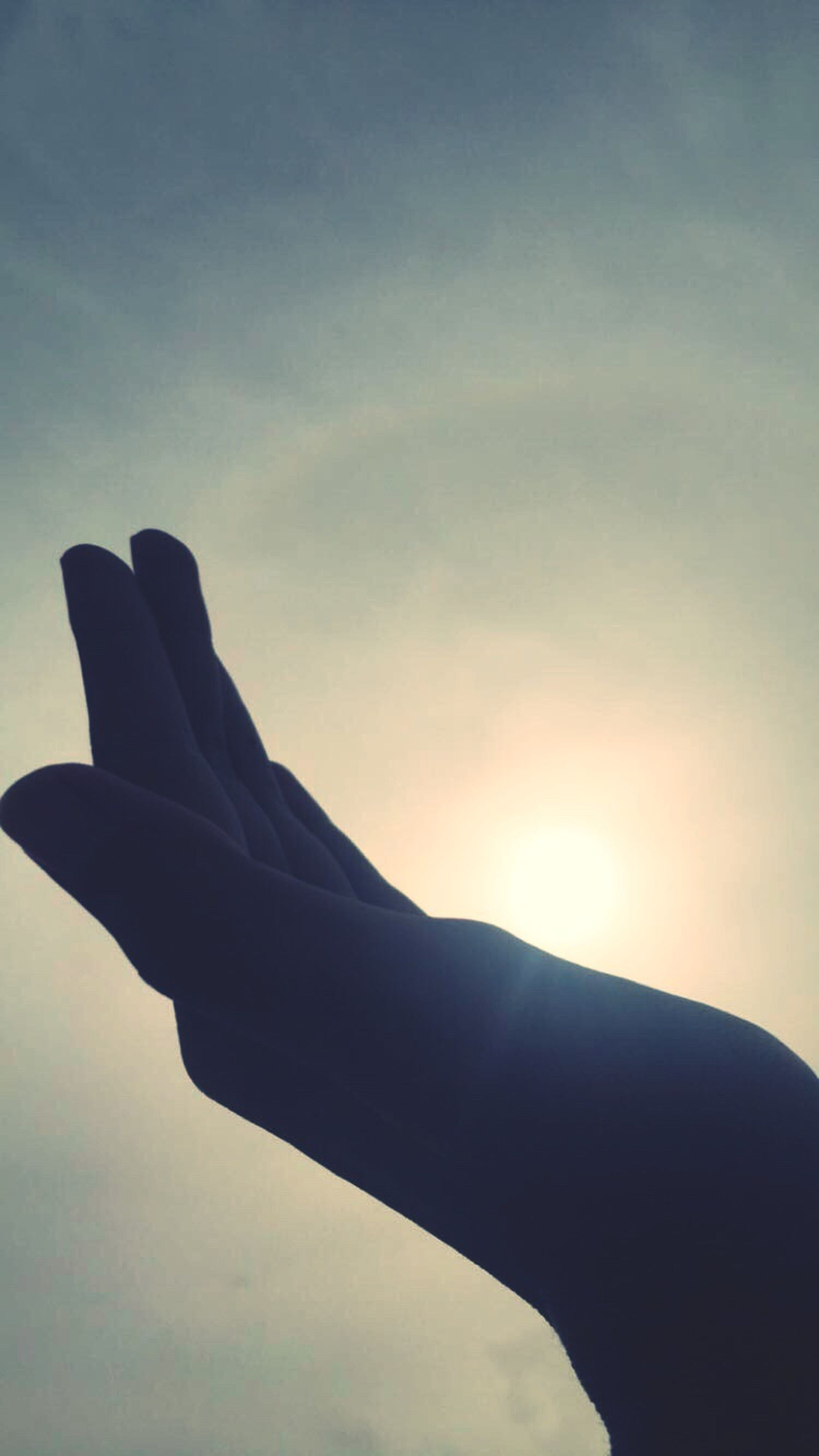 human hand, human body part, human finger, sky, close-up, one person, people, outdoors, adult, adults only, day