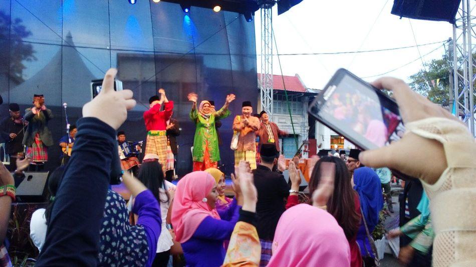 Colour Of Life Malaysian Traditional Dance Joget_lambak Kampongperformance ButterworthFringeFestival 2016 P.Pinang Malaysia