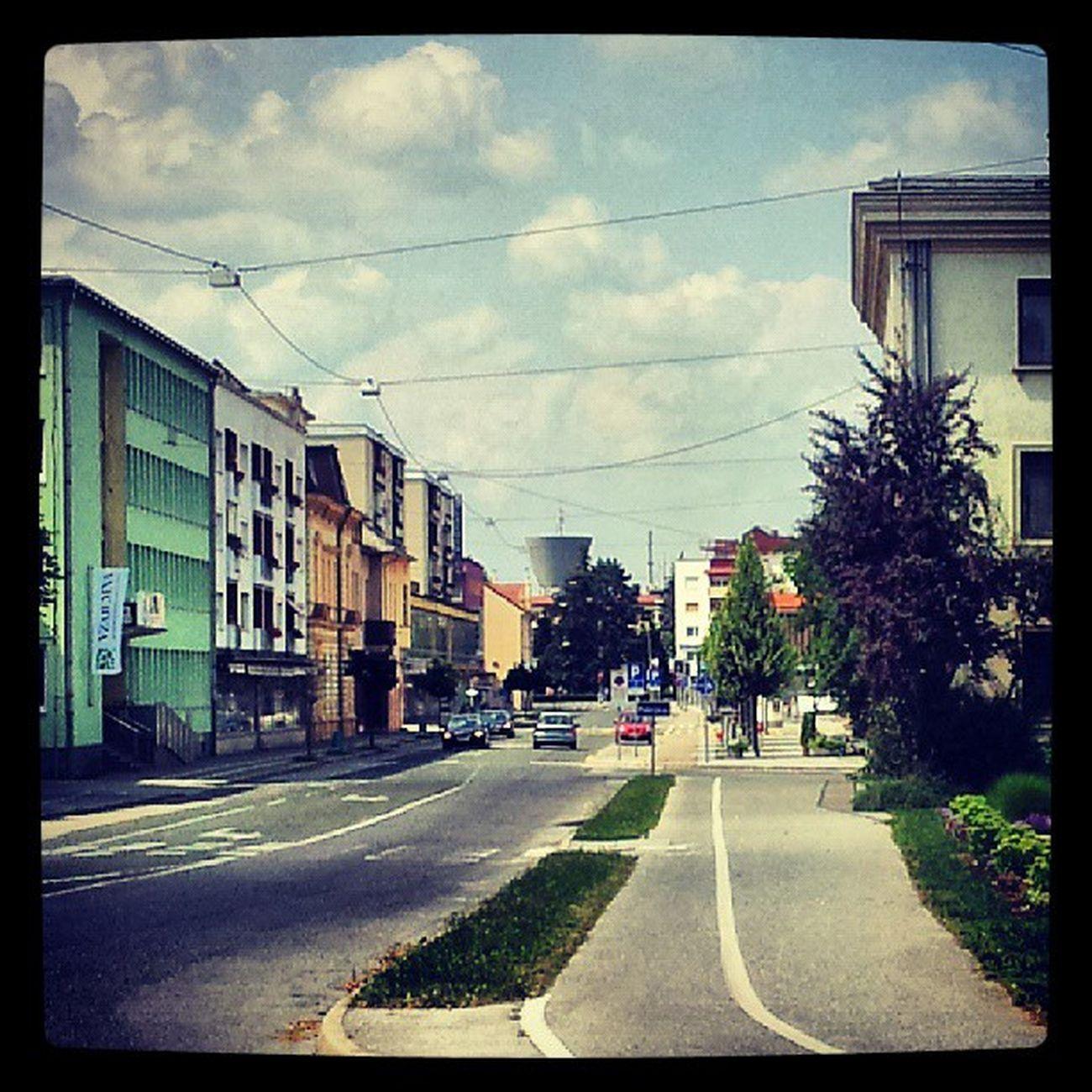 Igslovenia Murska Sobota Slovenská ulica titova glavna potrosnik porodisnica