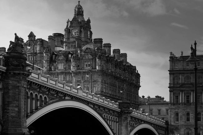 Edinburgh. Blackandwhite Black And White Black & White Eye4photography
