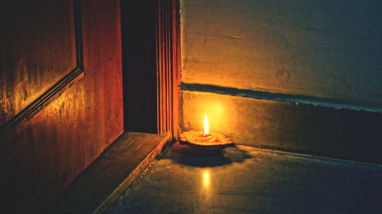 Diwali Diwali2014 Flame My Best Photo 2014 Candle