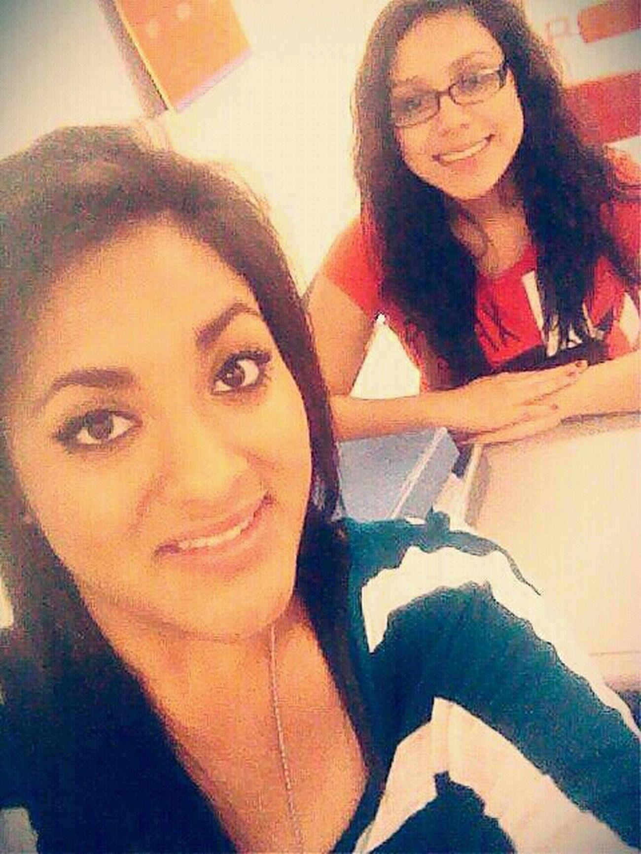 Maria & I (: