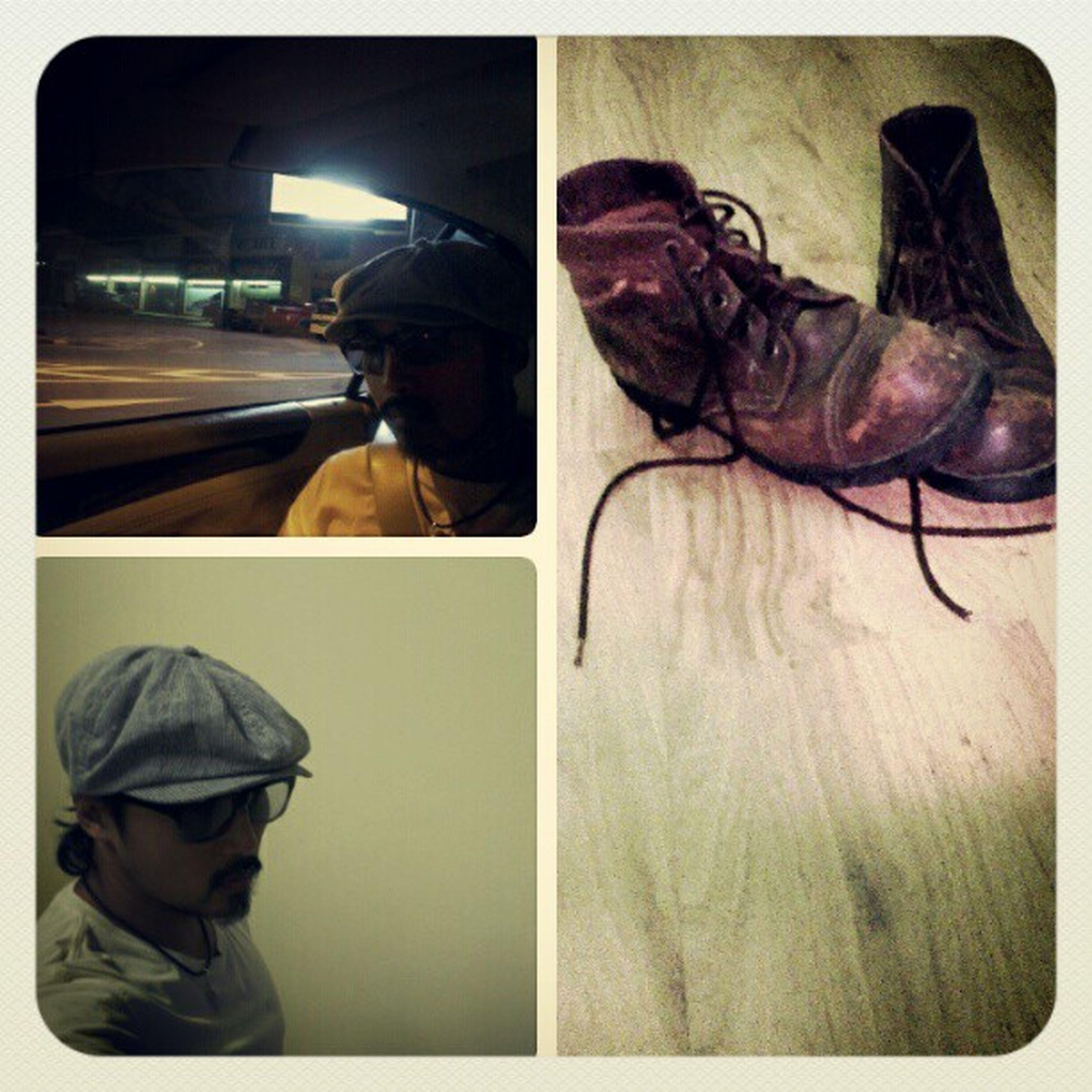 We went, we drove, we came back. Nightsdone Whatmore ? Thomassabo Undergroundboots nightout home B4midnight