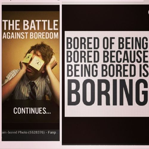 Boredom Bored Boring Inip bagot waylingaw walaylingaw hahaha