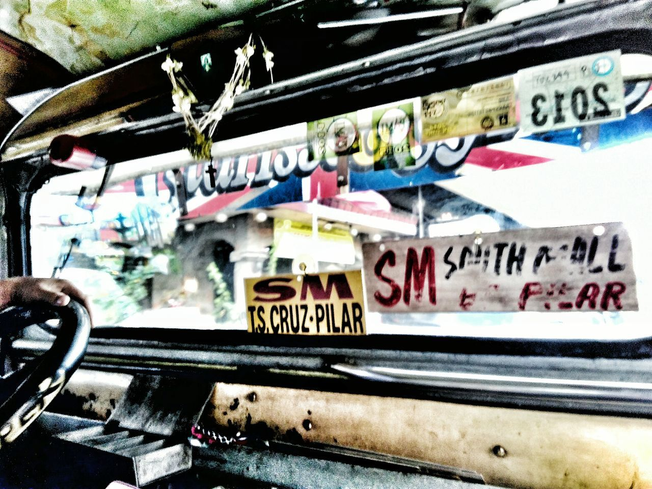 "The Filipino Commuter. ""In Manila, commuting is a part of life, a valued skill and a necessity."" -Anonymous. My Commute Jeepney Way Of Transport Everyday Life Journey Las Piñas City Metro Manila Philippines The Following Showcase June"