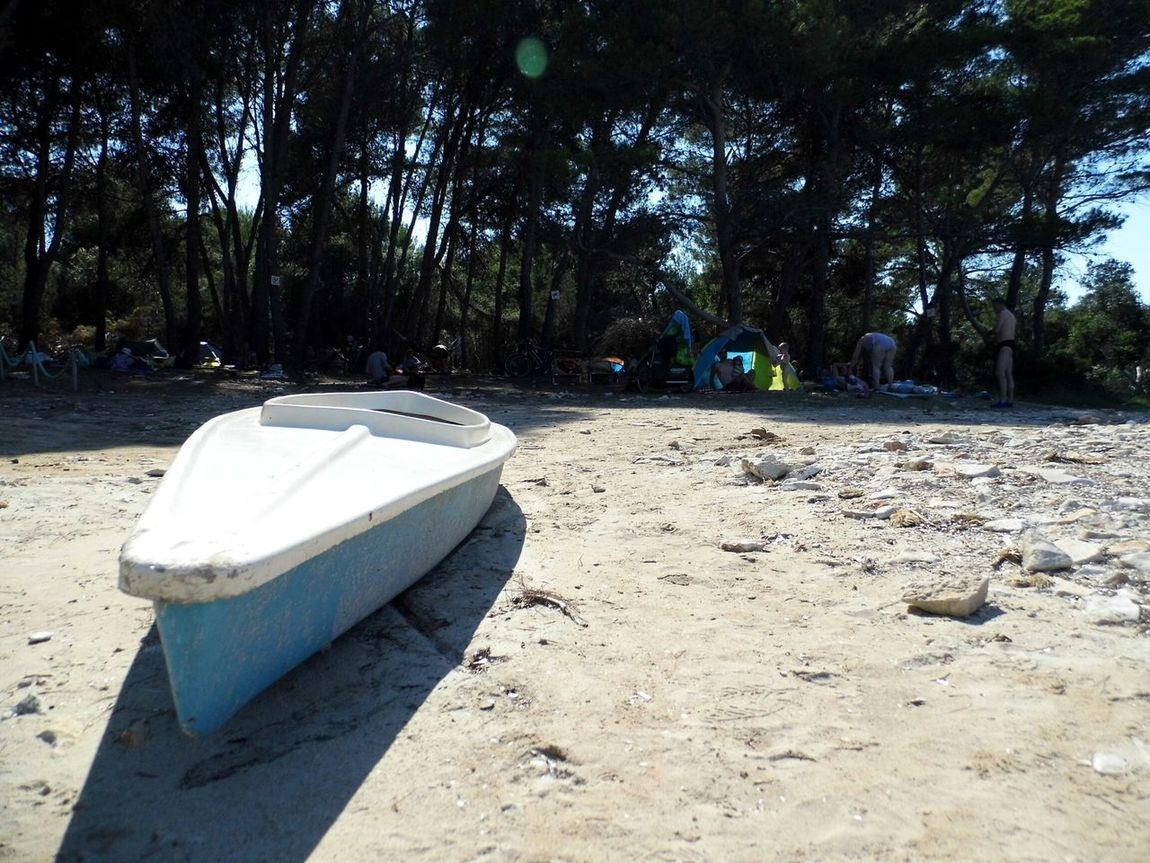 Croatia Summertime Dugiotok Sakarunbeach Kayak Sandbeach Beach Hot Torquise Sand Adriatic Sea Dugi Otok Hot Summer ☀