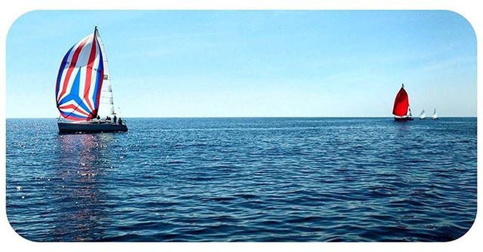 Naples Napoli Campania Casteldellovo Italy Italia Travelgram Traveling Travel Explore Top Magic Happy Life Liberty Sea Maredinverno Mare Boat Baltic39 Balticsea Landscape Panoramic Panorama #boat vela barca