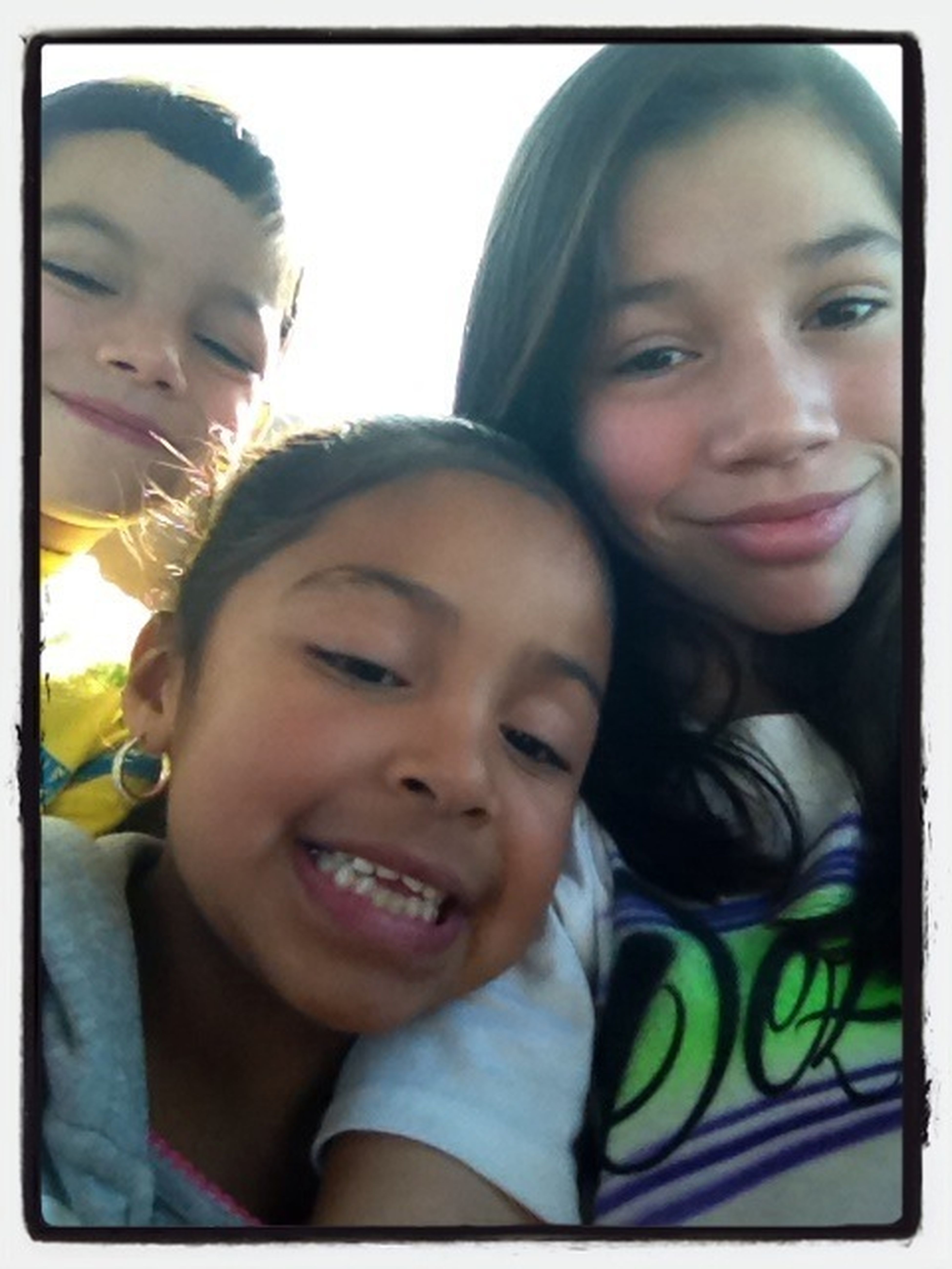 Hanging Out With My Brother And Cousin