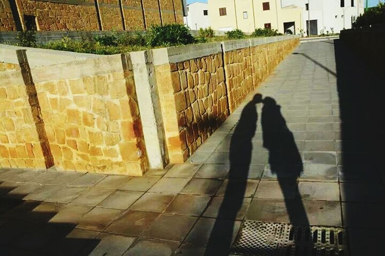 shadow's love.♡ Change Your Perspective Love Eye4photography  Portait