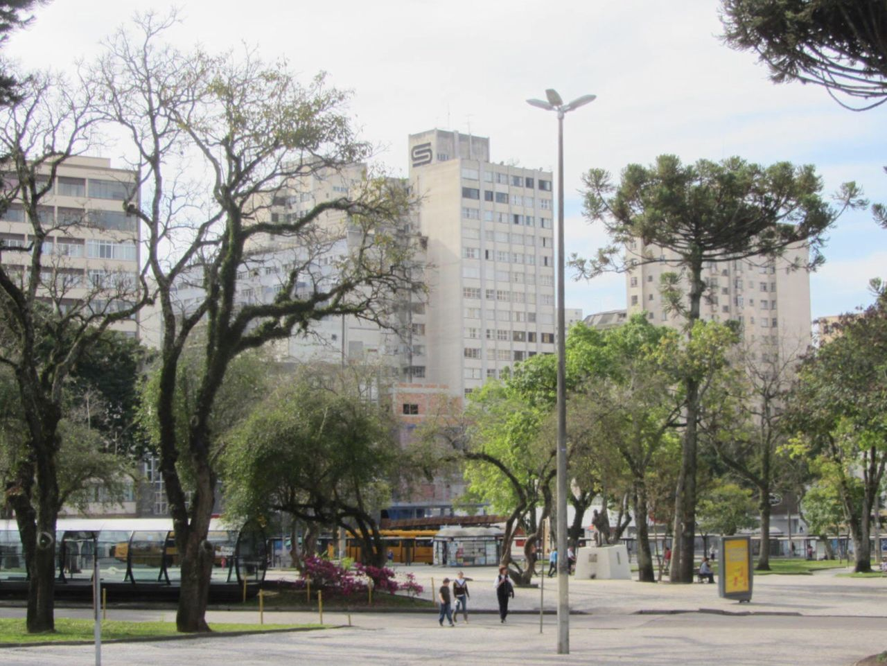City Architecture City Life Downtown District