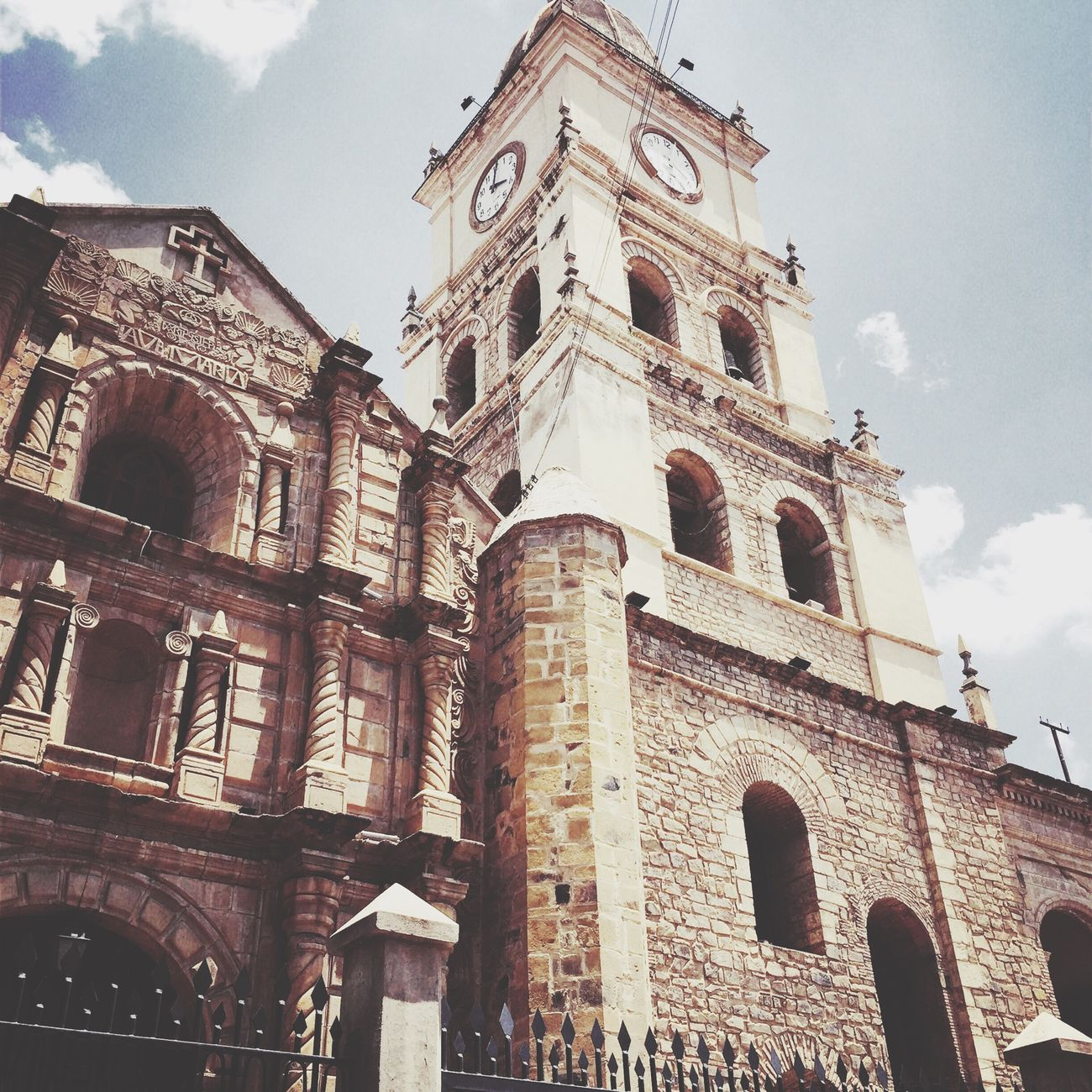 Catedral Time Change